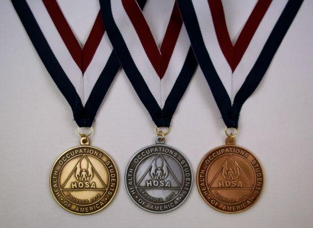 HOSA Medallion - 2 25