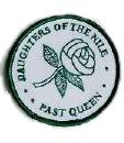 "Patch - 3"" Past Queen"