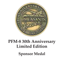 Medal - 30th Anniversary