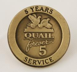 05 Year Service - QF