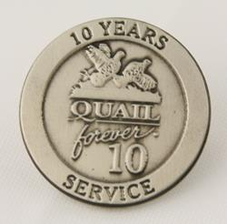 10 Year Service - QF