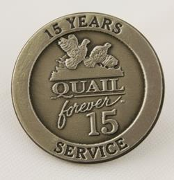 15 Year Service - QF