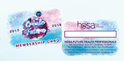 2017 - 2018 HOSA Membership Card