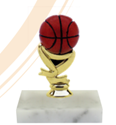 Basketball - Trophy - Ball YMCA volleyball trophy, where to buy volleyball trophy, YMCA individual trophy, female volleyball trophy