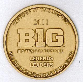 big ten coin