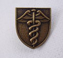 Caduceus Pin