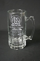 Custom Engraved Extra Large Beer Stein   where to buy custom glass, SCCA Gifts, SCCA, Custom bar,low quantity, Custom drinkware, Beer Mug