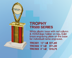 Hosa Trophy Trc500 Series Trc500