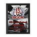 High Value Checkered Flag Plaque - AU382059