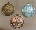 "Medals - DECA, 2"" or 1.5"""