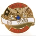 Pin - 50 Years of Service - AYSP11050