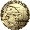 The Mike Riley Coin mike riley coin, husker coin, where to buy commemorative husker coin, new head coach mike riley, huskers, memorabilia