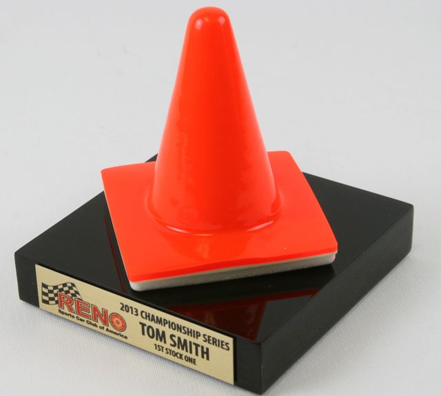 Cone Trophy Sccaict