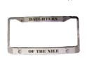Metal License Plate Holder